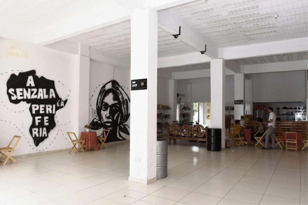 Centro Cultural Eliziário Rangel. Crédito: Carlos Alberto Silva | GZ