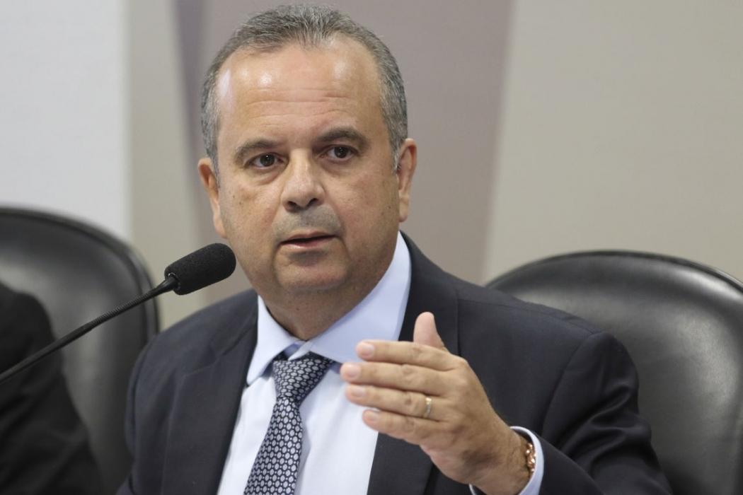 Rogério Marinho, secretário de Previdência e Trabalho. Crédito: Fabio Rodrigues Pozzebom/Agência Brasil