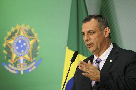 Porta-voz da Presidência da República, Otávio do Rêgo Barros. Crédito:  Wilson Dias/Agência Brasil