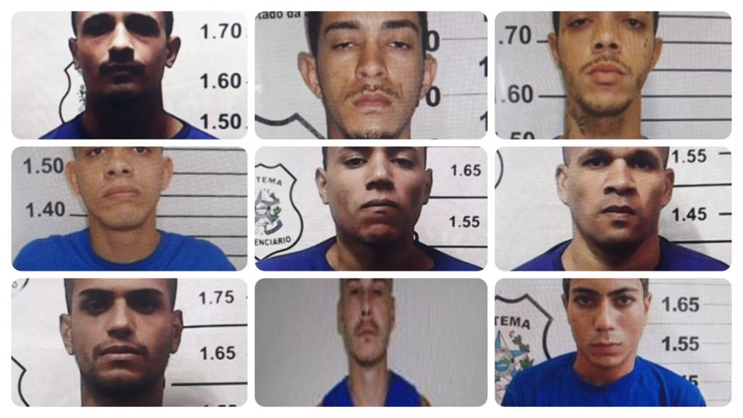 Fugitivos da penitenciária de Xuri