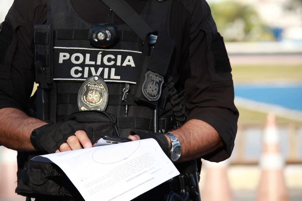 Polícia Civil realiza operação pelo Brasil