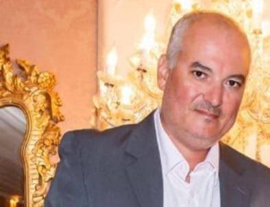 Alessandro Freitas, de 44 anos, era dono de uma empresa de granito em Jaguaré, no Norte do ES