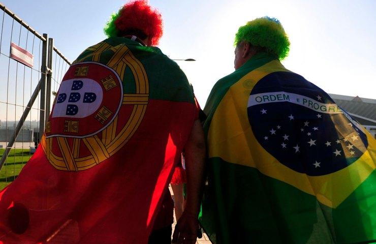 Conexão Brasil - Portugal. Crédito: Divulgação