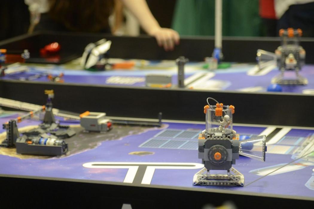 Brasileiros ganham torneio mundial de robótica. Crédito: Tomaz Silva/Agência Brasil