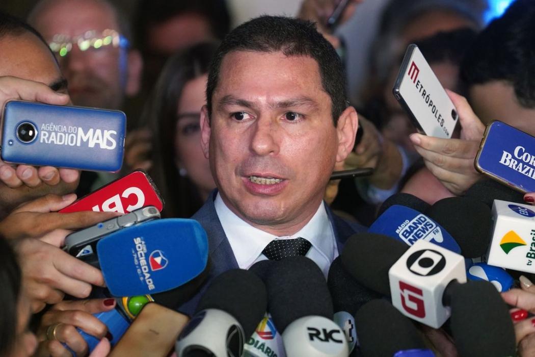 O deputado Marcelo Ramos. Crédito: Pablo Valadares/Câmara dos Deputados