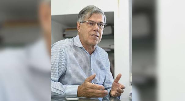 José Carlos Perini, médico alergista. Crédito: Carlos Alberto Silva