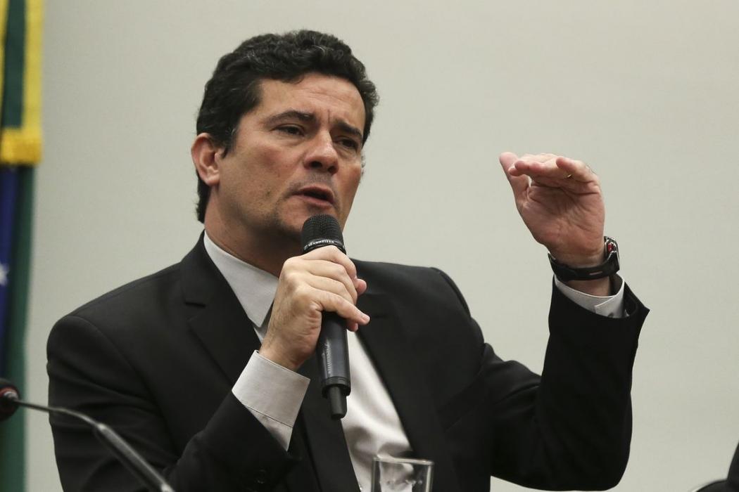 Sergio Moro foi à CCJ do Senado. Crédito: José Cruz/Agência Brasil | Arquivo