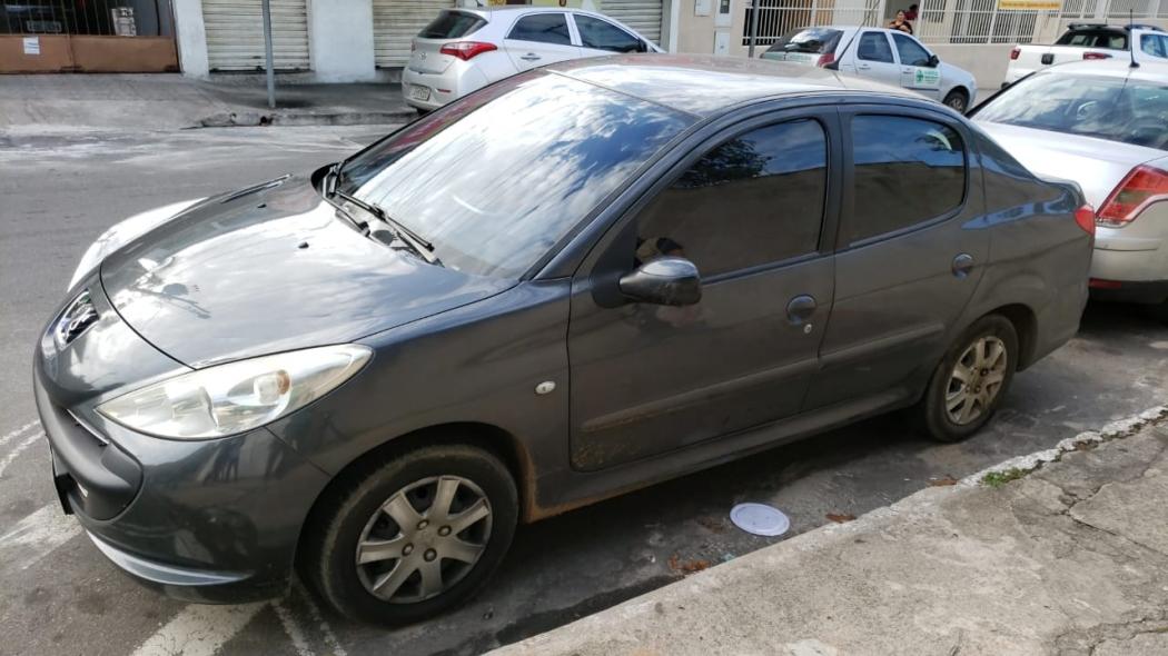 Chave do carro foi levada pelos criminosos . Crédito: Bernardo Coutinho