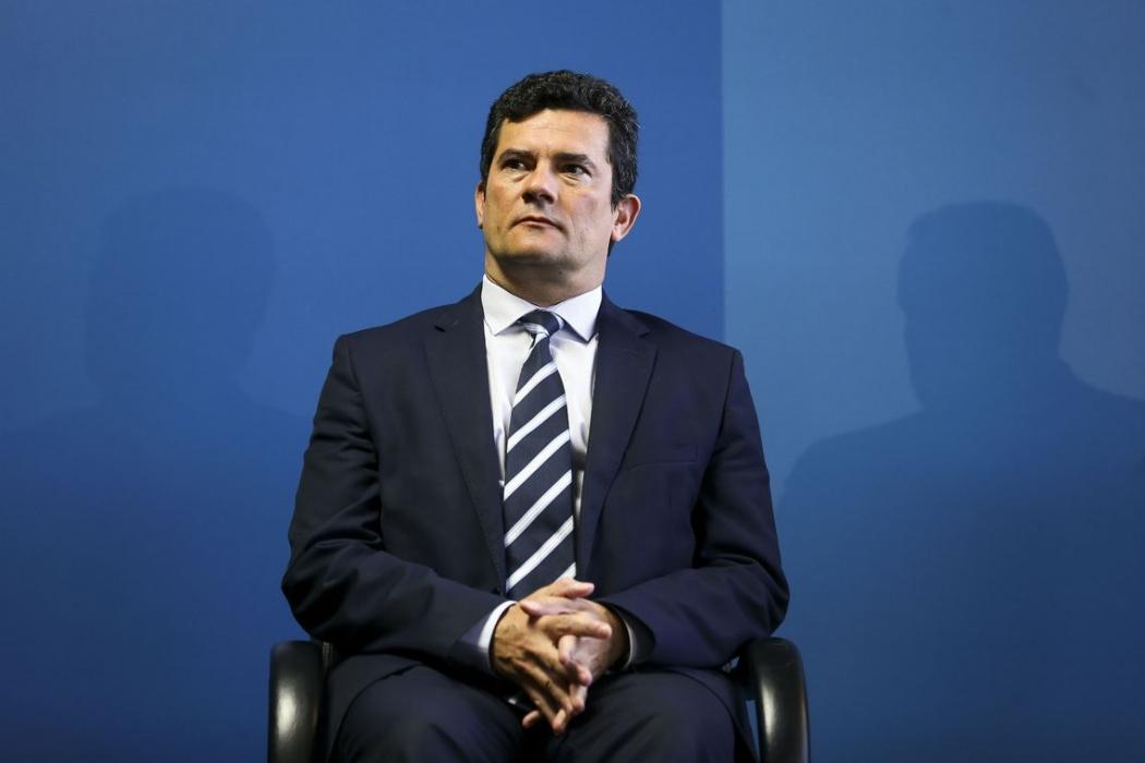 O ministro Sergio Moro. Crédito: Marcelo Camargo/Agência Brasil | Arquivo