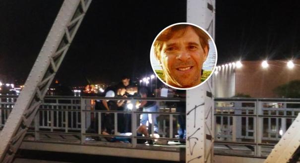 Ciclista morreu durante assalto na Cinco Pontes