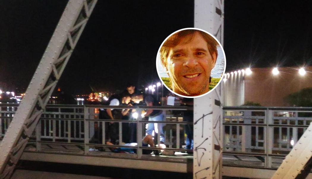 Ciclista morreu durante assalto na Cinco Pontes. Crédito: Elis Carvalho