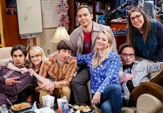 16/05/2019 - Elenco de 'The Big Bang Theory'