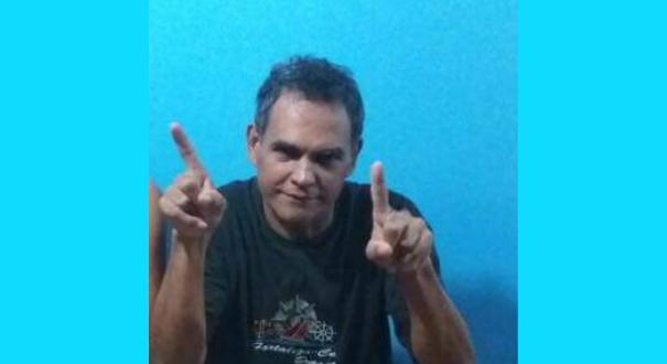 Sebastião Ferreira Guimarães, de 56 anos, desapareceu em Viana. Crédito: Arquivo pessoal