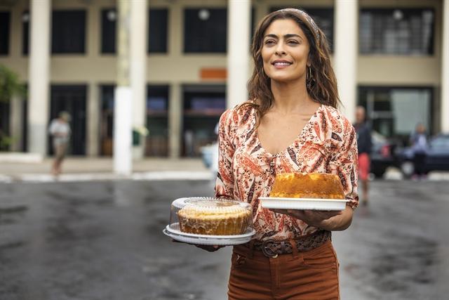 17/05/2019 - A Dona do Pedaço: Maria Da Paz ( Juliana Paes ) encontra nova vida em São Paulo. Crédito: Globo/João Miguel Júnior