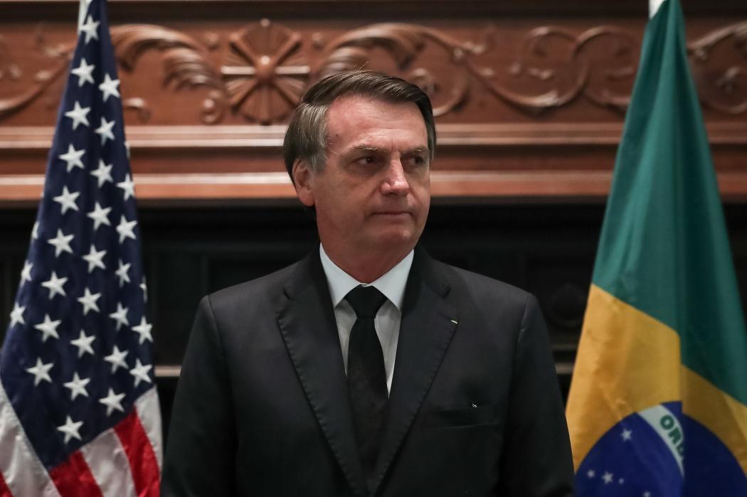 Jair Bolsonaro, presidente da República. Crédito: Marcos Corrêa/PR | Arquivo