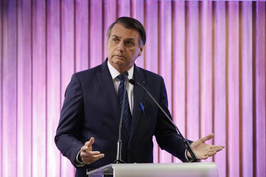 O presidente Jair Bolsonaro. Crédito: Fernando Frazão/Agência Brasil | Arquivo