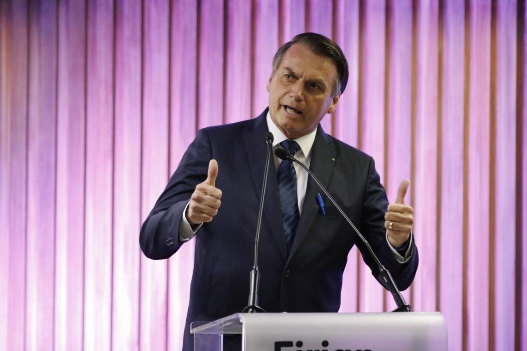 Jair Bolsonaro, presidente da República. Crédito: Fernando Frazão/Agência Brasil | Arquivo