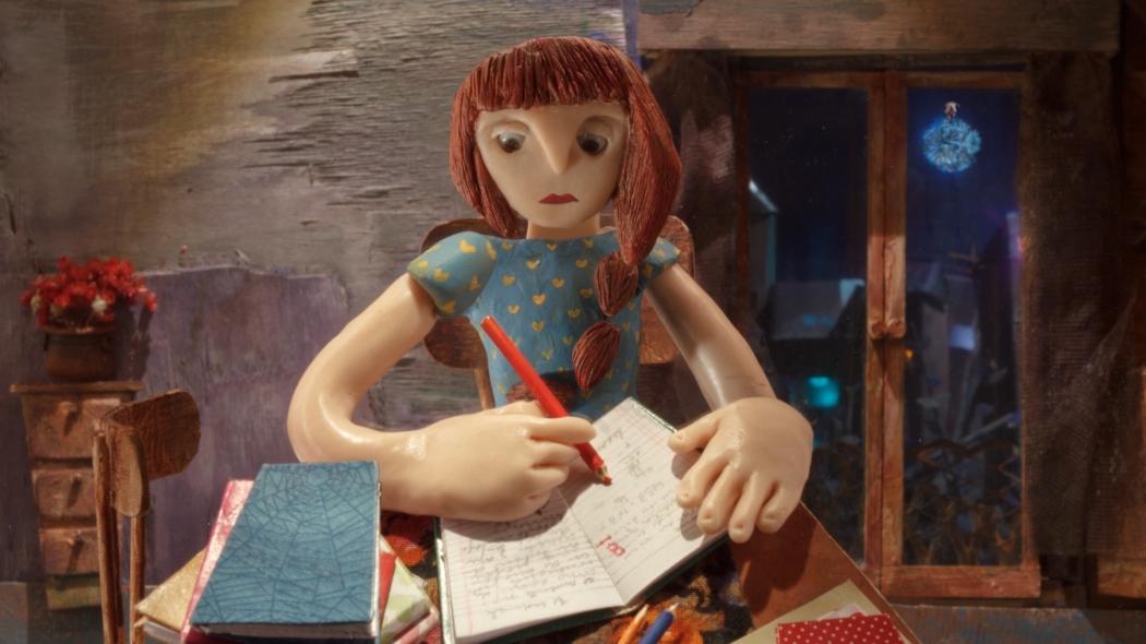 """Animação argentina """"Ailin In The Moon"""", compete em mostra do 2º FestCine de Pedra Azul. Crédito: Ailin In The Moon/ Divulgação"""
