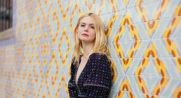 """21/05/2019 - A atriz Elle Fanning, que faz a princesa Aurora, a Bela Adormecida, em """"Malévola"""""""