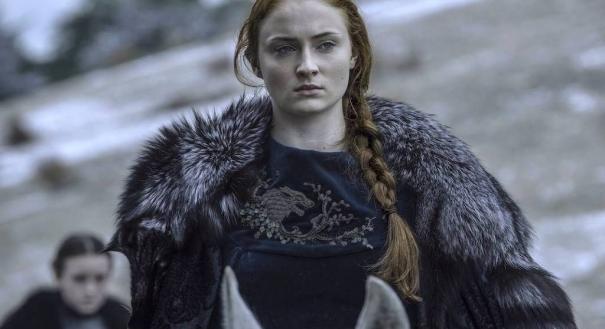 21/05/2019 - Sophie Turner como Sansa Stark