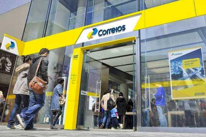 Correios, a empresa que mais gera empregos no Brasil, será privatizada. Crédito: Divulgação