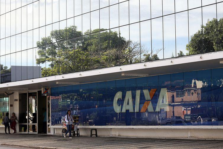 Caixa Econômica Federal. Crédito: José Cruz/Agência Brasil