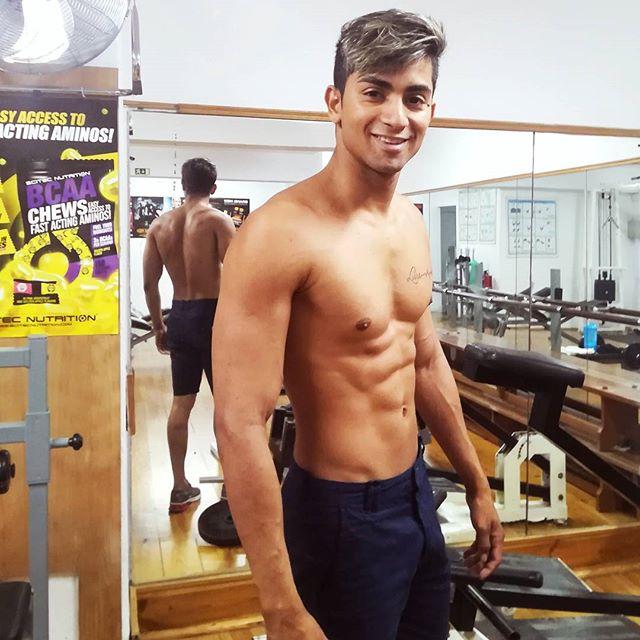 Junior Viotti, dançarino capixaba que vive em Portugal. Crédito: Reprodução/ Instagram