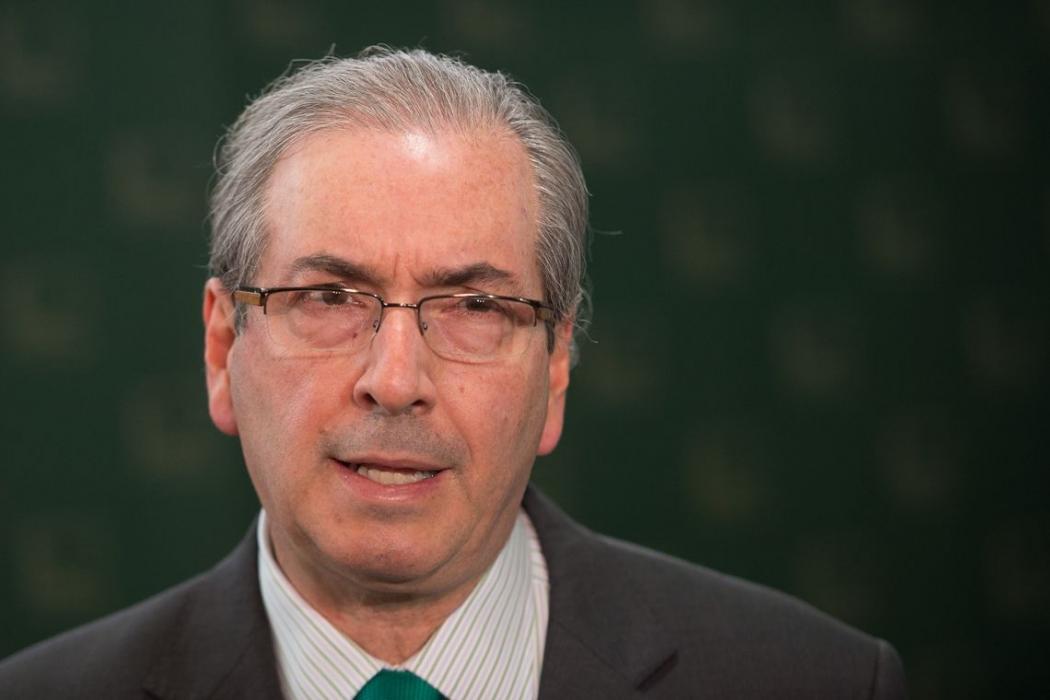O ex-presidente da Câmara dos Deputados, Eduardo Cunha. Crédito: Marcelo Camargo/Agência Brasil