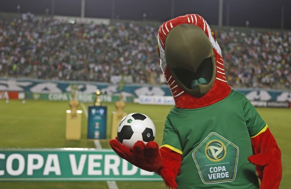 A Copa Verde 2019 terá um representante do Espírito Santo