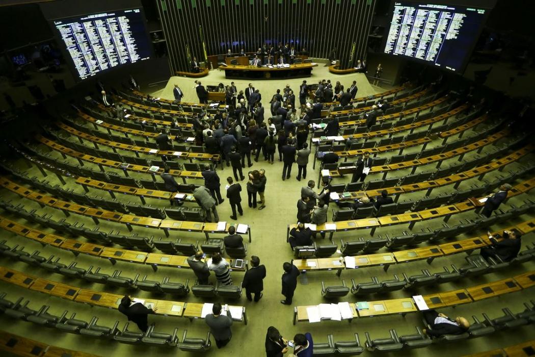 Plenário da Câmara dos Deputados. Crédito: Marcelo Camargo/Agência Brasil
