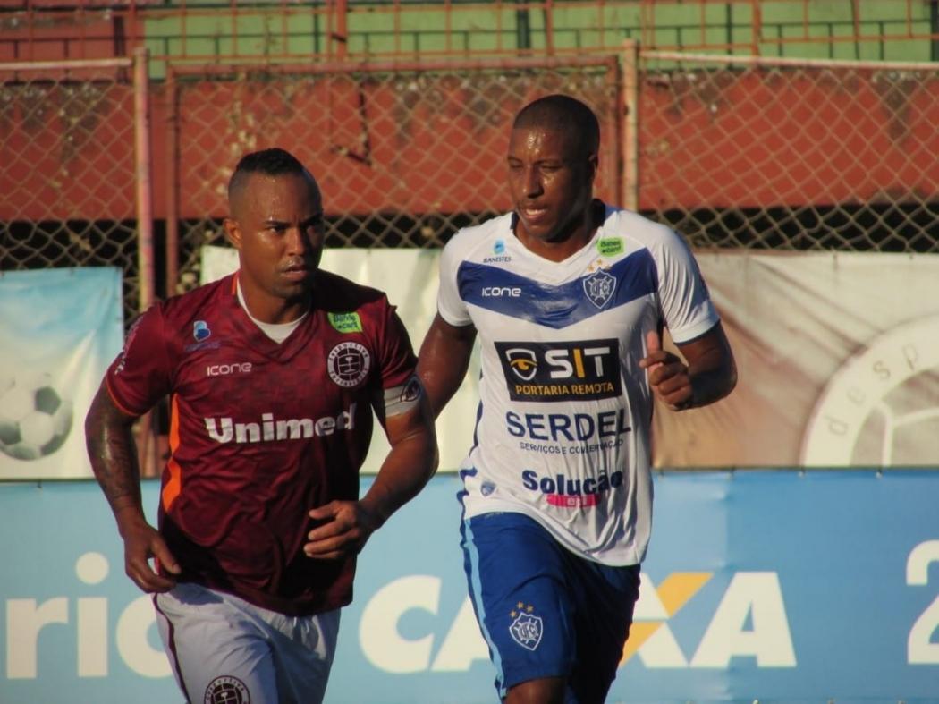 Desportiva e Vitória, pela Copa Espírito Santo 2018