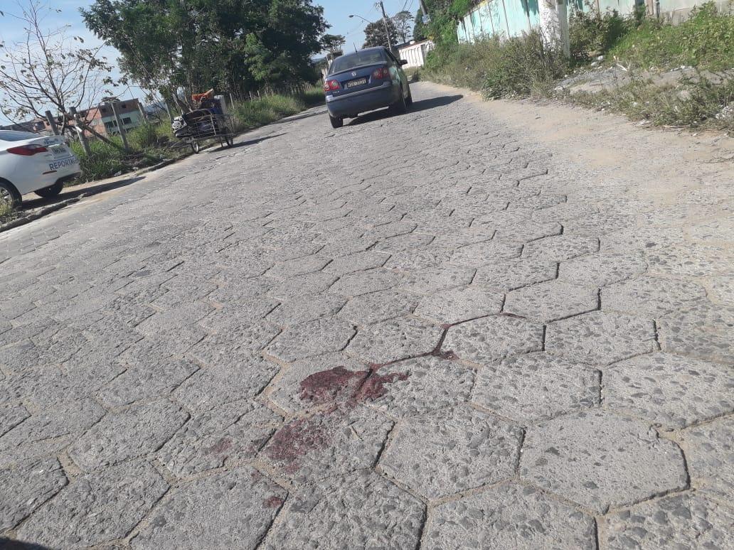 Bandidos atiram em universitário durante tentativa de assalto em Cariacica Sede. Crédito: Mayra Bandeira