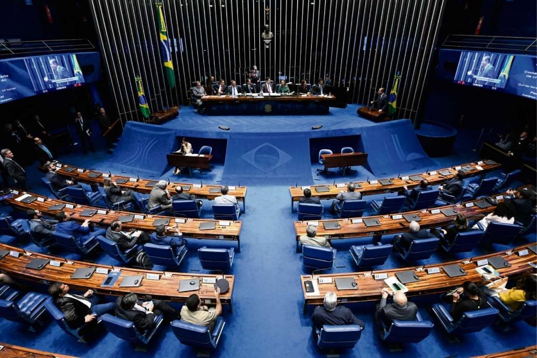 Senado. Crédito: Edilson Rodrigues/Agência Senado