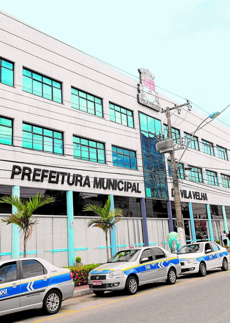 Prefeitura de Vila Velha. Crédito: Carlos Alberto Silva