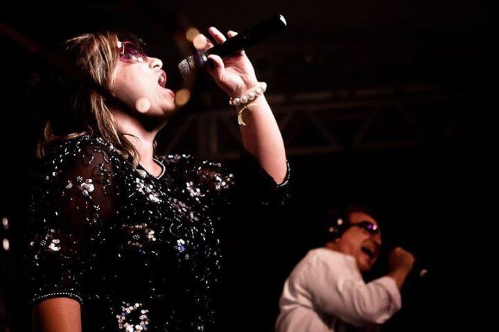 Graciela D' Ferraz, cantora. Crédito: Divulgação/Acervo Pessoal