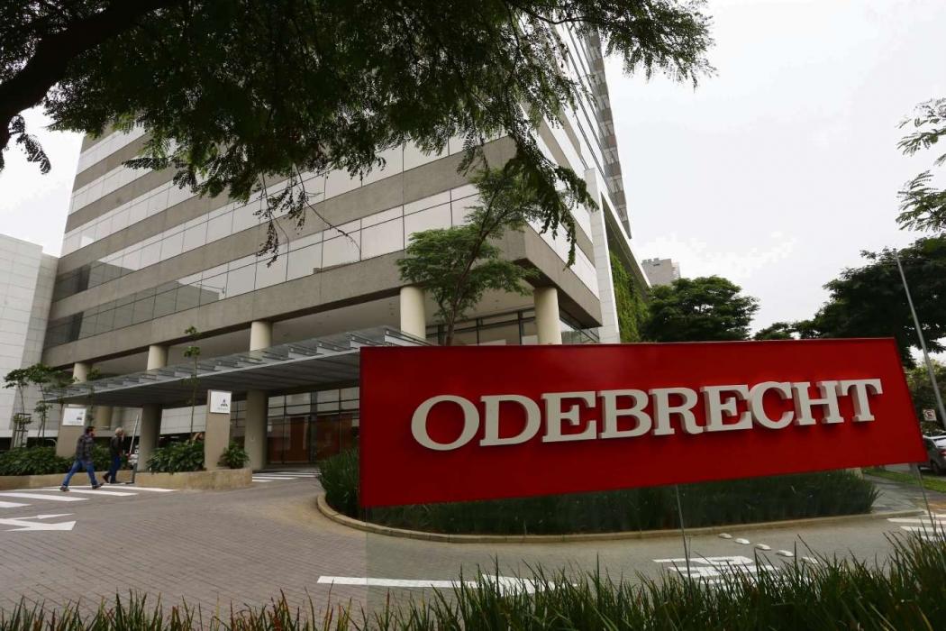 Fachada da sede da construtora Odebrecht, na Zona Oeste de São Paulo (SP). Crédito:  MARCOS BEZERRA/FUTURA PRESS/ESTADÃO CONTEÚDO
