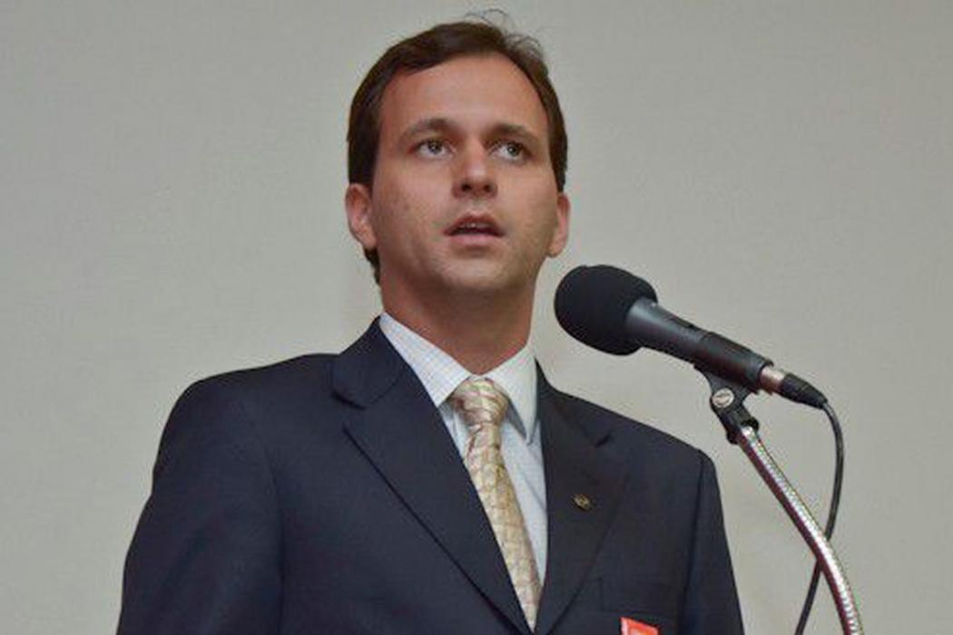 O secretário de Gestão do Ministério da Economia, Cristiano Rocha Heckert. Crédito: Divulgação Portal Brasil