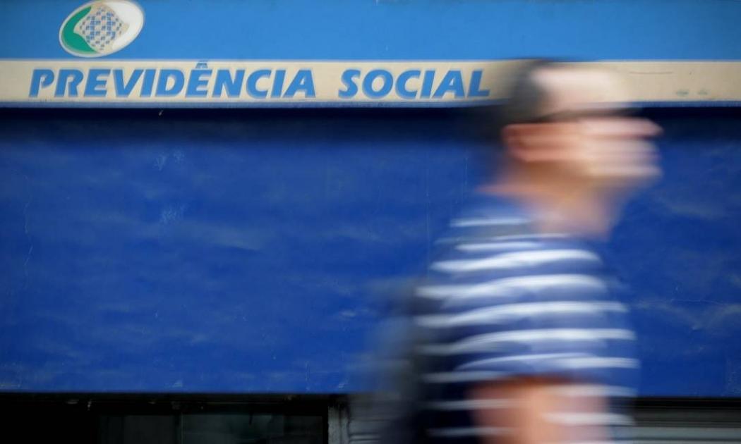 Previdência Social. Crédito: Márcio Alves/Agência O Globo