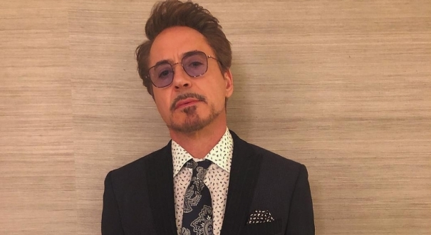 O ator Robert Downey Jr