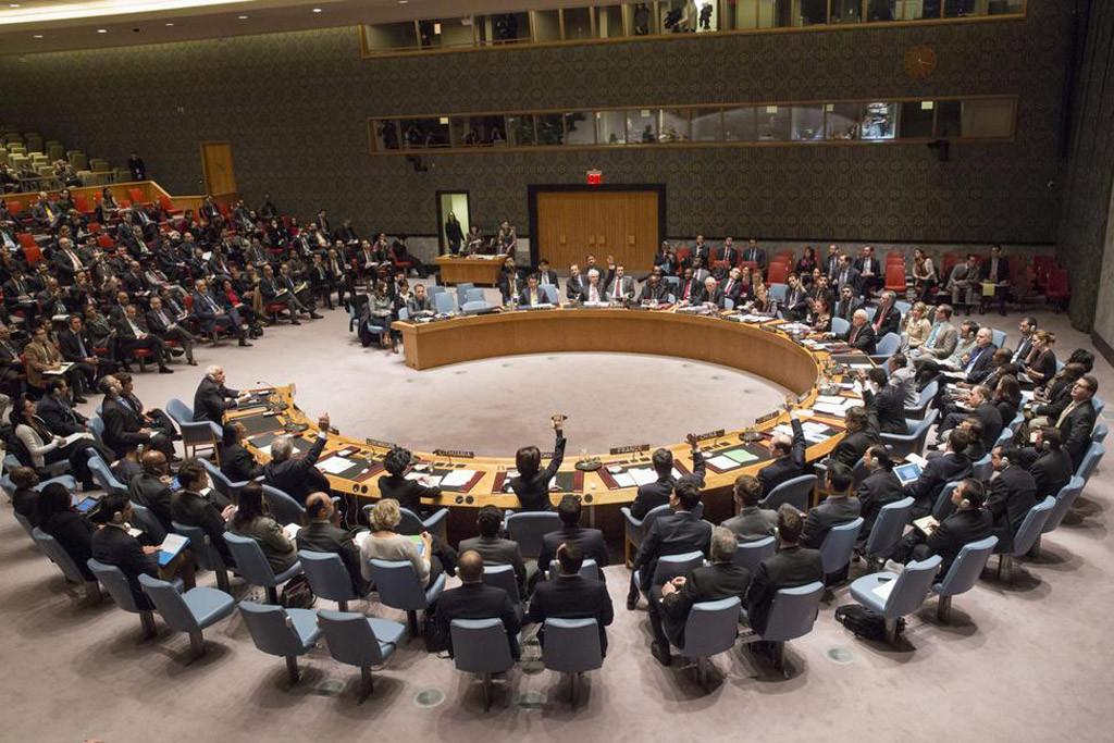 Uruguai apoia ingresso do Brasil como membro não permanente da ONU. Crédito: ONU/Evan Schneider | Arquivo