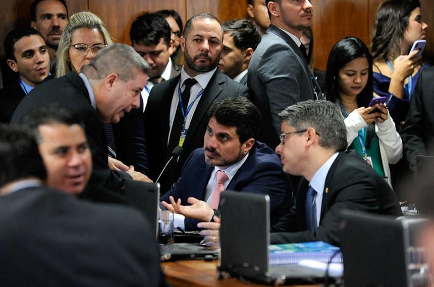 Após mensagens de Moro, Senado resgata projeto contra abuso de autoridade. Crédito: Jane de Araújo/Agência Senado | Arquivo