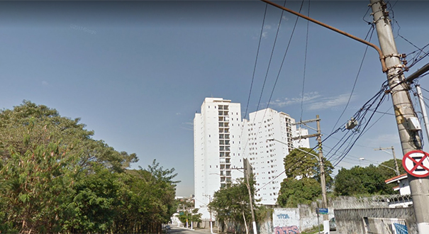Crime aconteceu na região da Vila Ema. Crédito: Reprodução/Google Maps