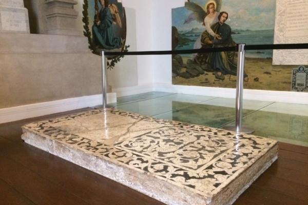 Após 250 anos, jesuítas voltam a realizar missa no Palácio Anchieta. Crédito: Eduardo Dias