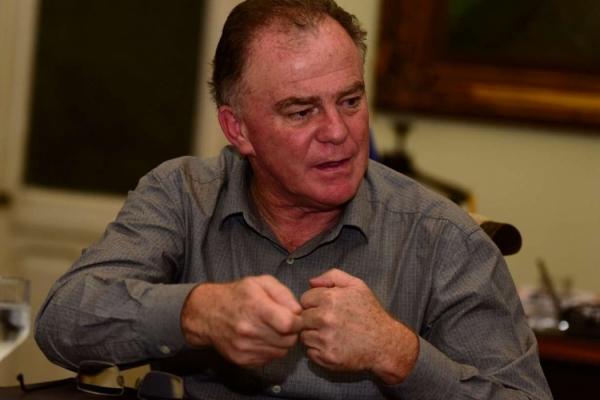 Renato Casagrande, governador do Espírito Santo. Crédito: Ricardo Medeiros