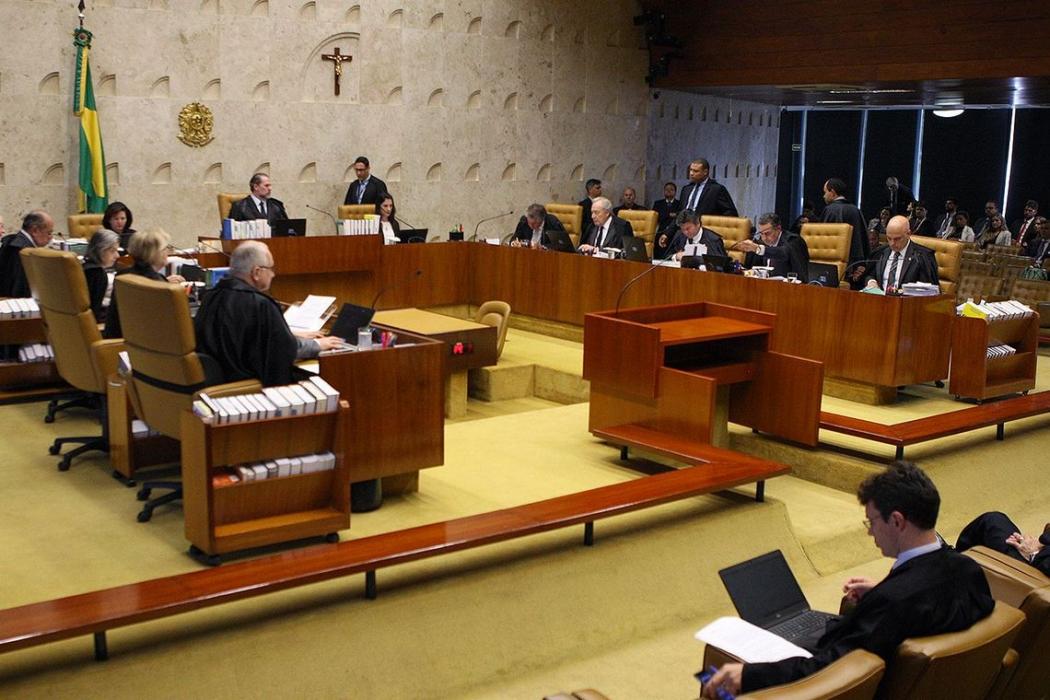 Plenário do Supremo Tribunal Federal (STF) . Crédito: Nelson Jr./SCO/STF