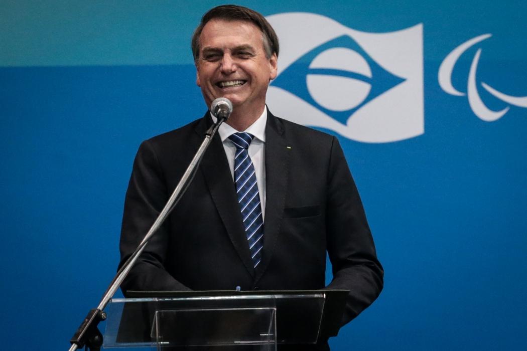 Jair Bolsonaro. Crédito: Felipe Rau/Agência Estado