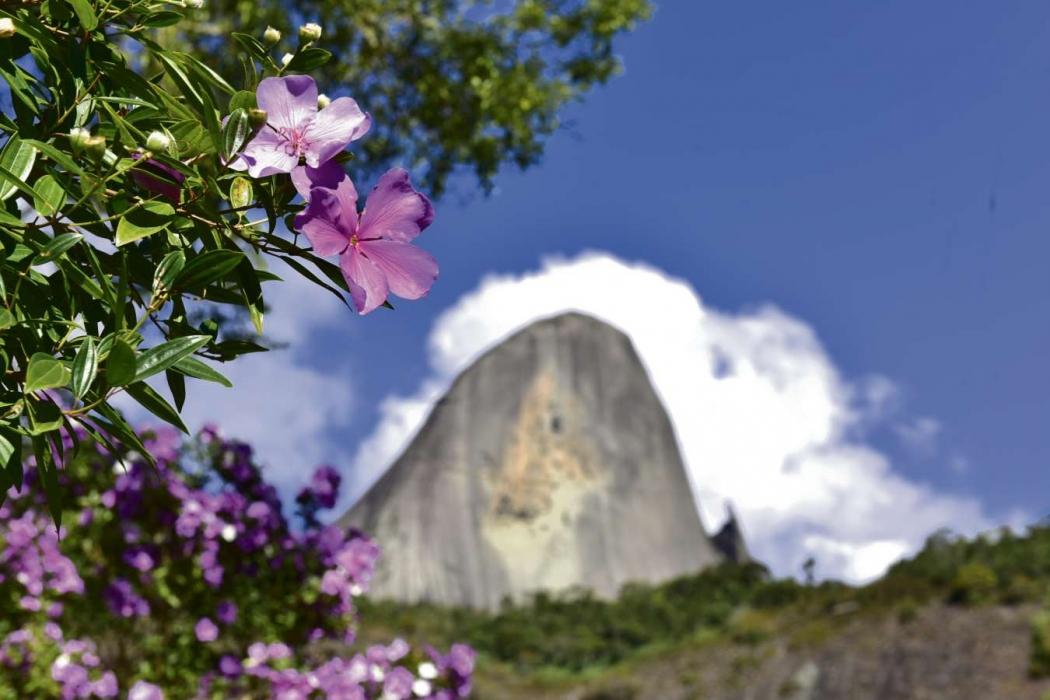 Pedra Azul é o destino de inverno dos capixabas. Crédito: Marcelo Prest