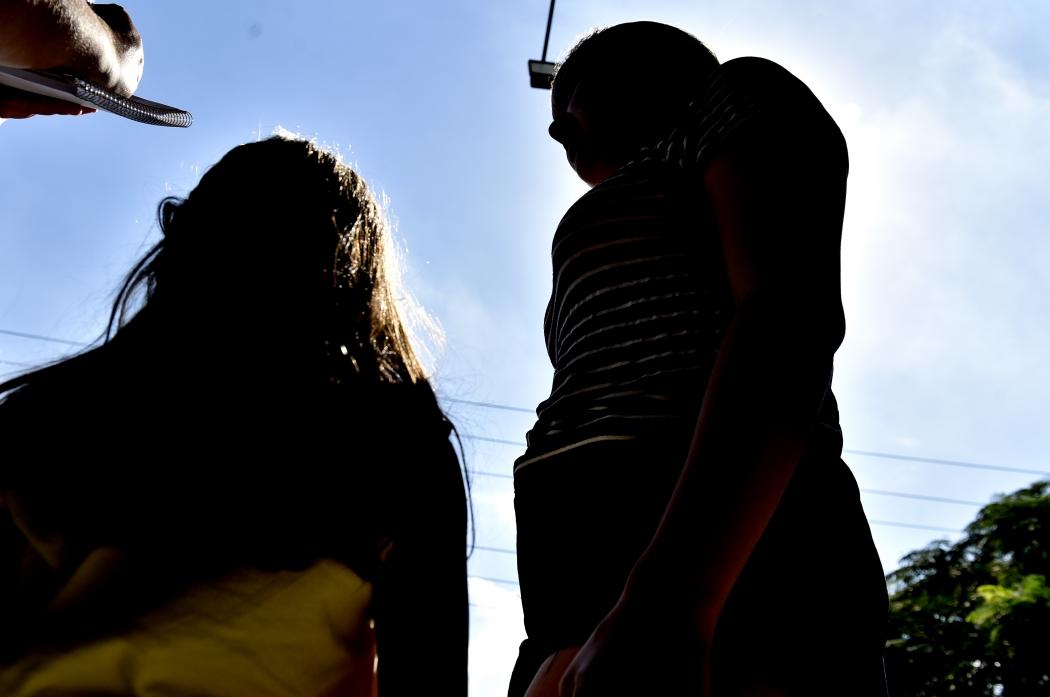 Família é feita refém e agredida durante assalto em casa na Serra. Crédito: Fernando Madeira