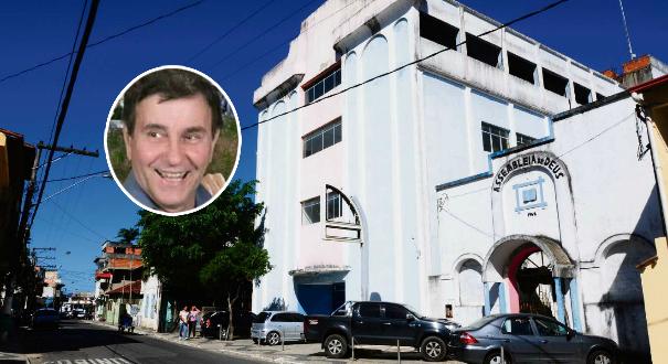 Unidade que foi alvo de denúncia de pastor Fernando Pissarra. Crédito: Montagem | Gazeta Online
