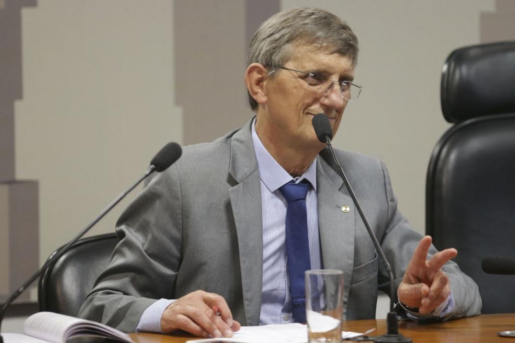Darcísio Perondi, deputado federal. Crédito: Valter Campanato/Agência Brasil
